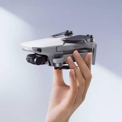 DJI Mini 2, le drone poids plume qui a du punch