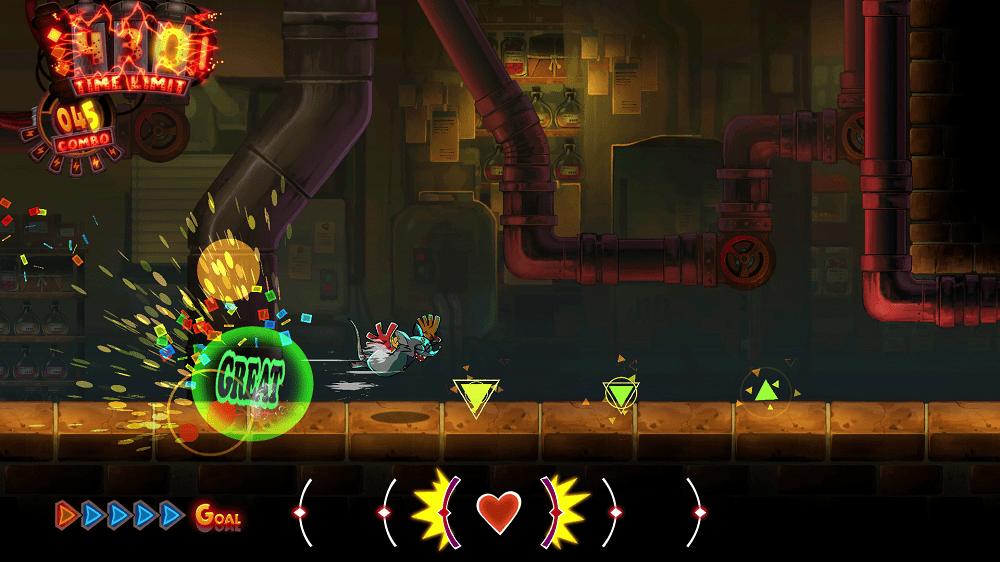 Test du jeu Mad Rat Dead sur Nintendo Switch