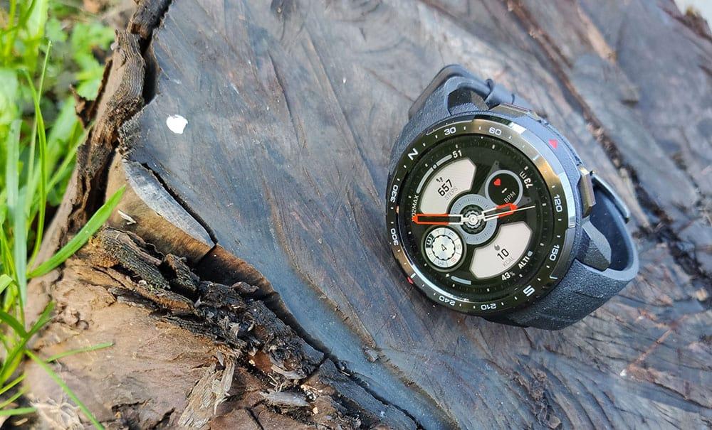 Test de la montre connectée HONOR Watch GS Pro