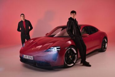 Porsche Taycan x Hugo BOSS - Collection capsule Automne Hiver 2020