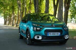 Citroën C3 - Restylage 2020