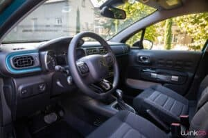 Citroën C3 restylage 2020 - Planche de bord Habitacle