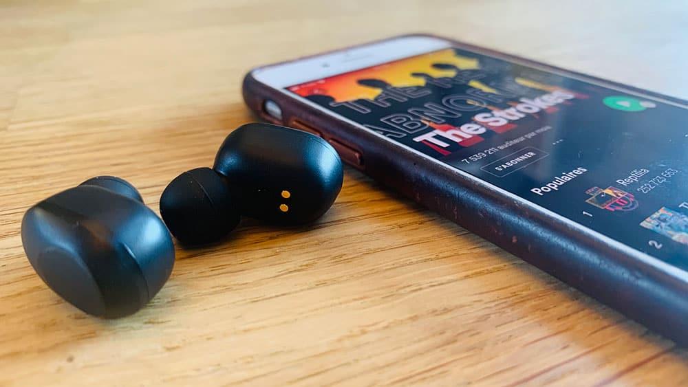 Test des écouteurs Bluetooth sans Fil EP-T31