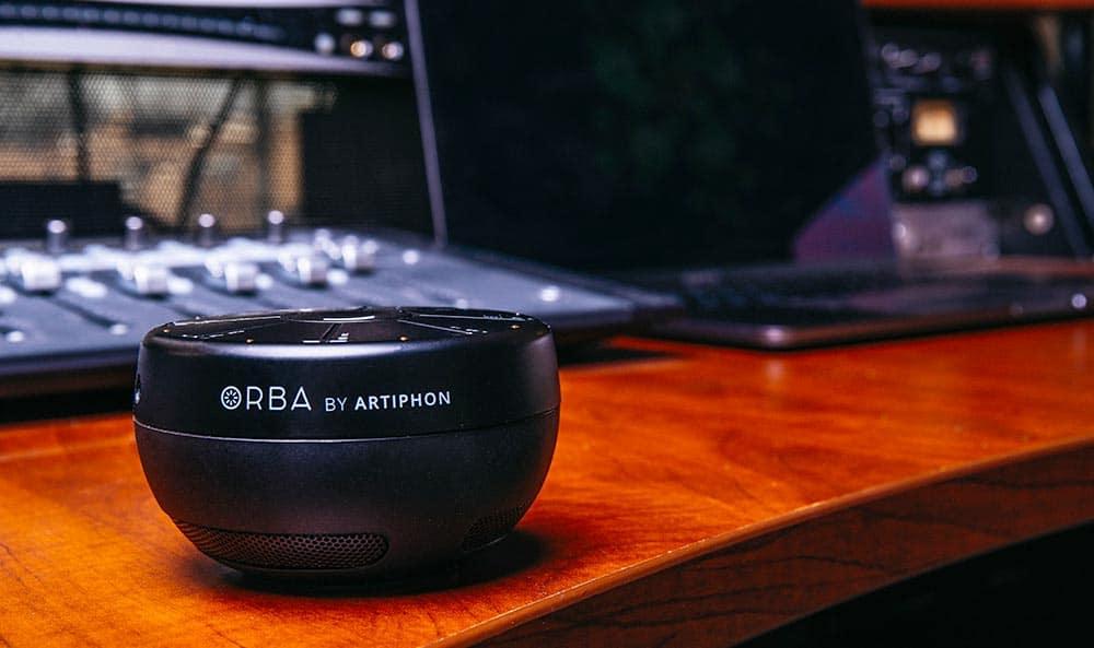 Orba Artiphon, l'instrument de musique tout-en-un qui tient dans la main