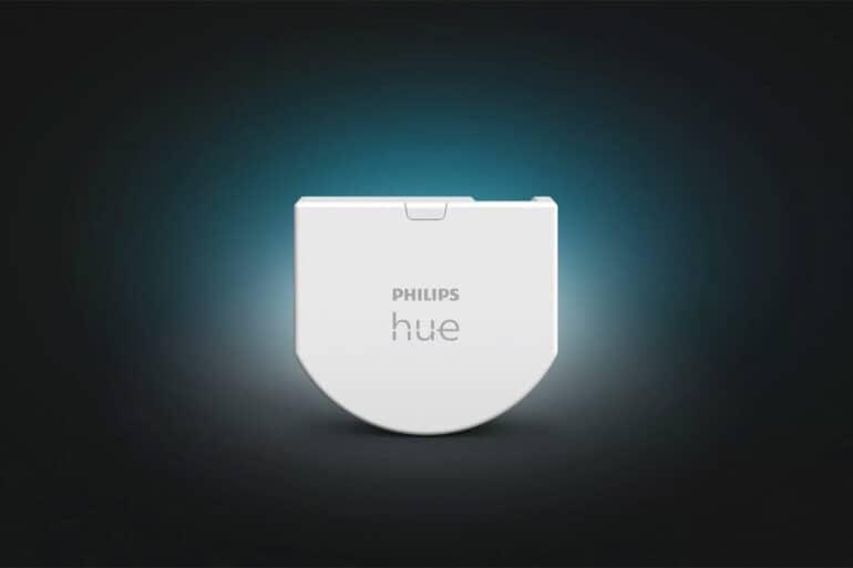 Philips Hue s'enlève une épine de l'interrupteur