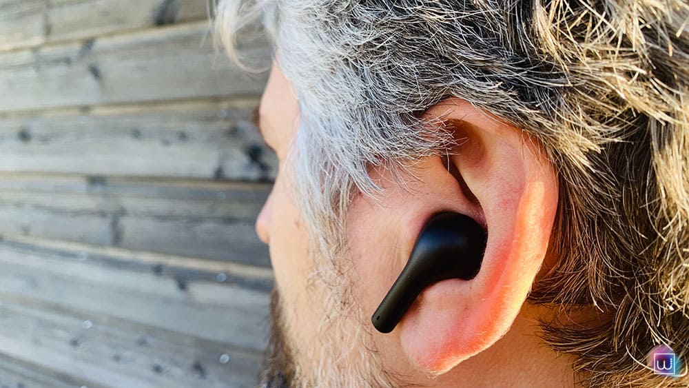Test des intra-auriculaires Aukey EP-T21S