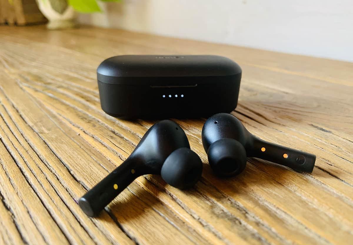 Test des écouteurs sans-fil intra-auriculaires Aukey EP-T21S