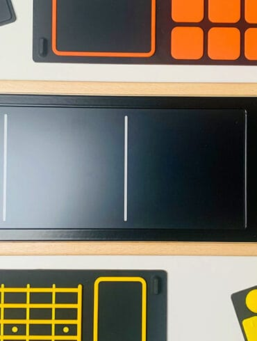 Test de la board multi-instrument Joué Play