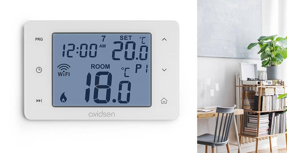 Avidsen allège votre facture de chauffage avec ses solutions thermostatiques