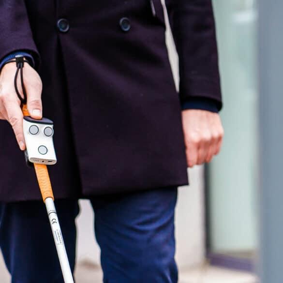 Rango veut changer la vie des personnes aveugles