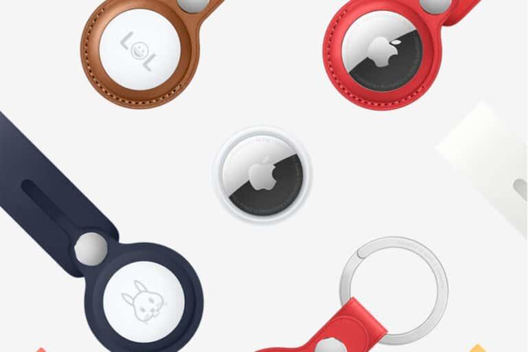 AirTag : Apple dévoile enfin sa balise Bluetooth de localisation