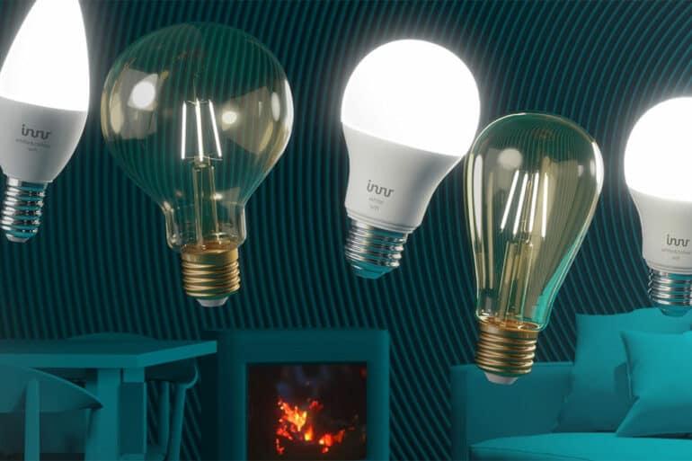 Innr, l'éclairage connecté en toute simplicité