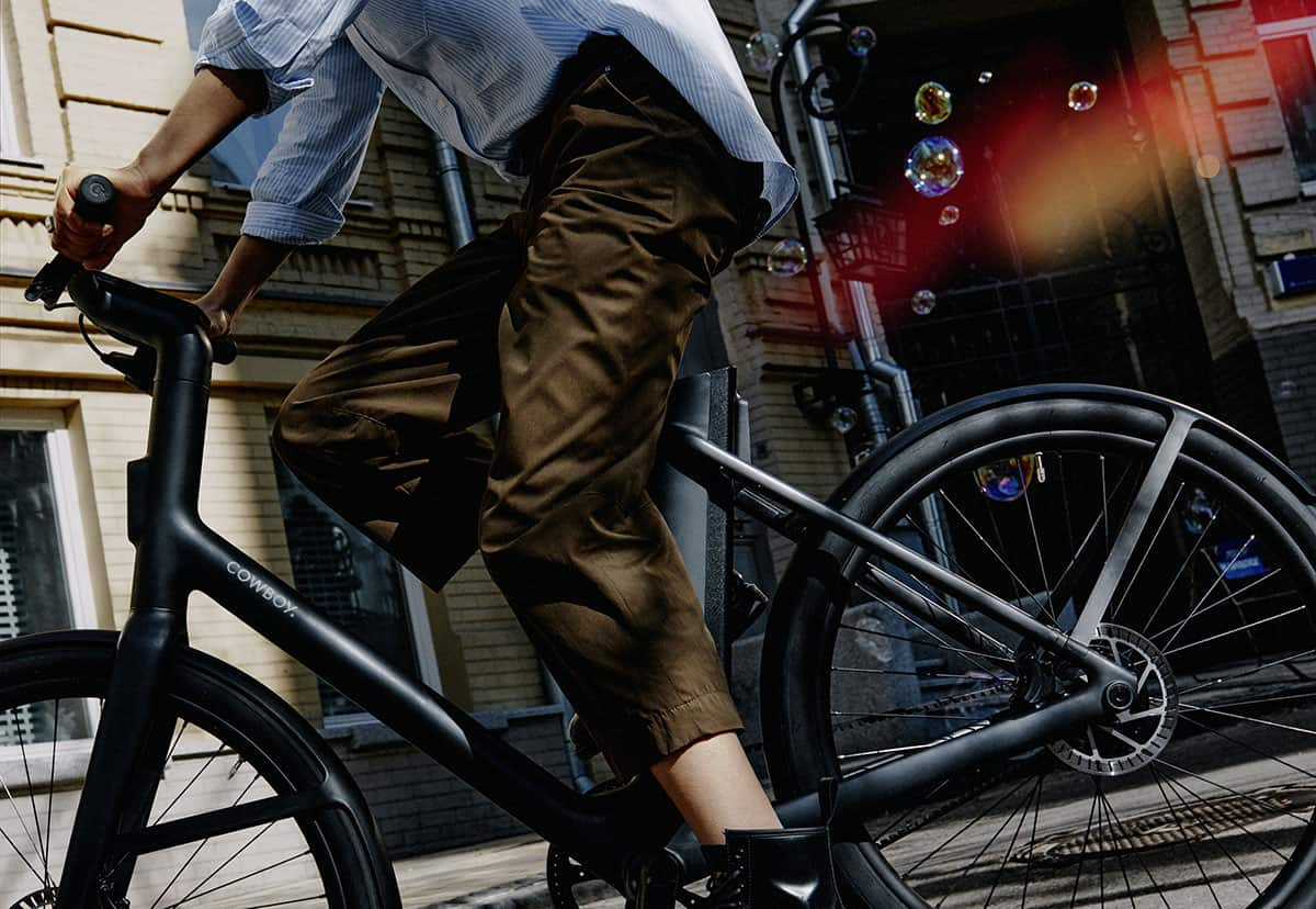 Cowboy présente sa 4ème génération de vélo à assistance électrique