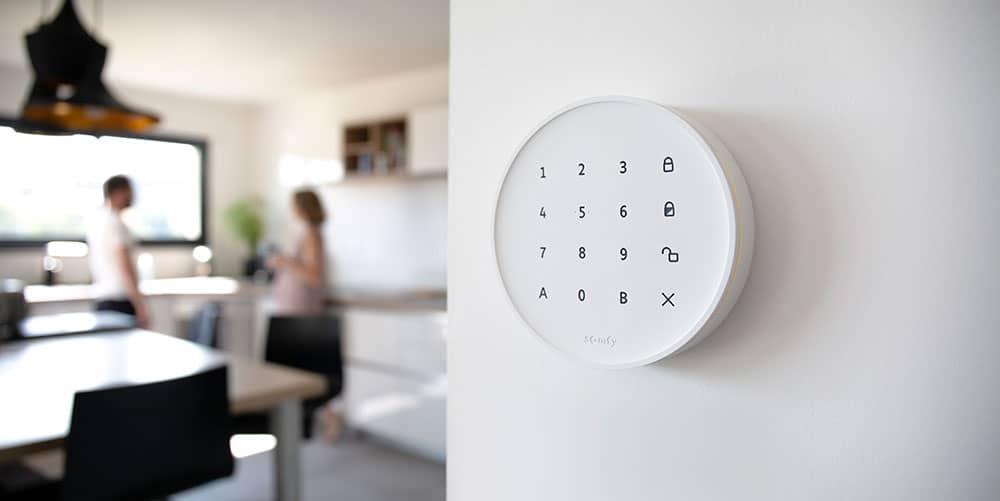 Home Alarm Advanced, le nouveau système d'alarme connecté de Somfy