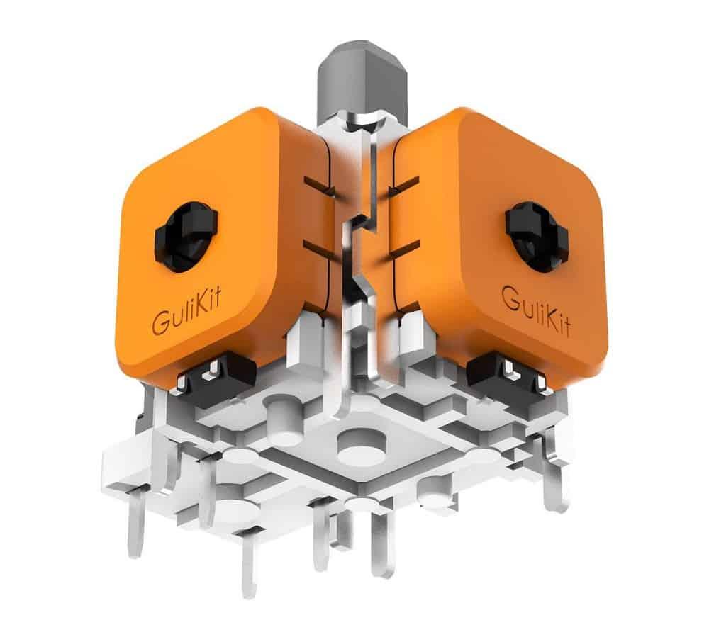 Gulikit présente ses nouvelles technologies lors du salon de l'E3