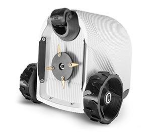 Le robot Toadi tond et surveille votre jardin en parfaite autonomie