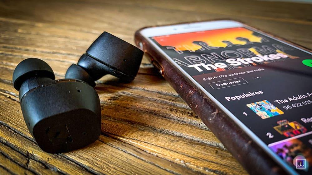 Test des écouteurs CX True Wireless de Sennheiser