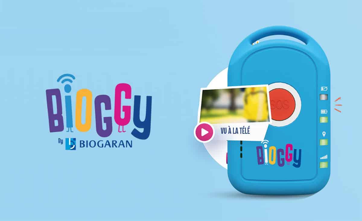 Bioggy, le boîtier connecté qui aide l'enfant dans le suivi d'un traitement