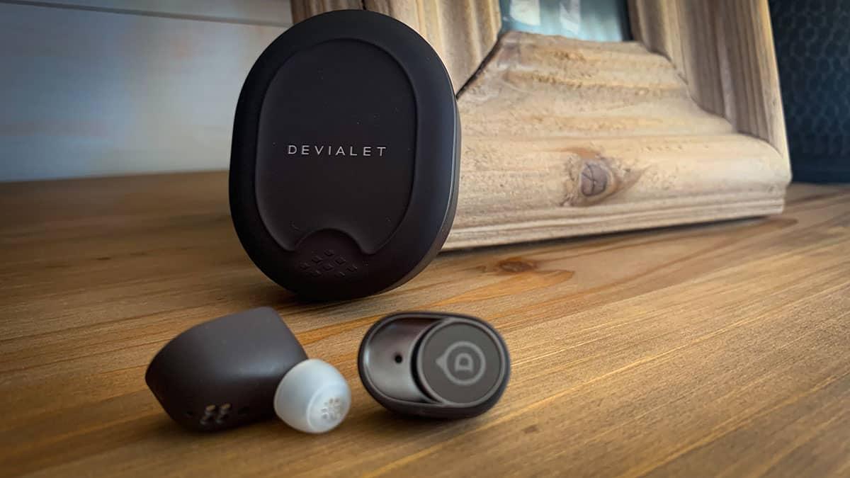 Test des Gemini, les premiers écouteurs True Wireless de Devialet