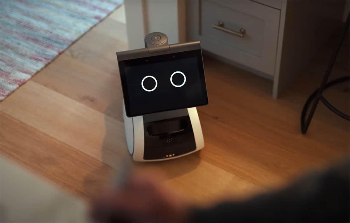 Astro, le robot domestique d'Amazon