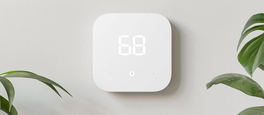 Le thermostat connecté d'Amazon - Smart Thermostat